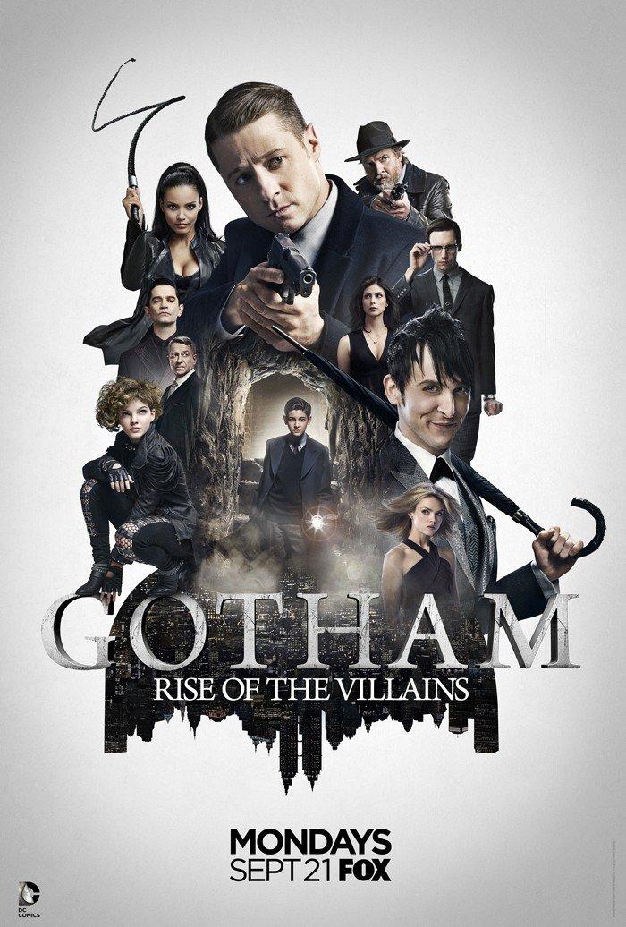 «Готэм» вновь в опасности: стартовал второй сезон | Канобу - Изображение 6