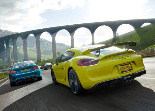 Познавательный тест. Готов ли ты к Forza Horizon 4?