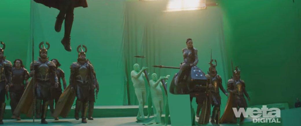 Как выглядела последняя битва из«Мстителей: Финал» без спецэффектов? | Канобу - Изображение 8343