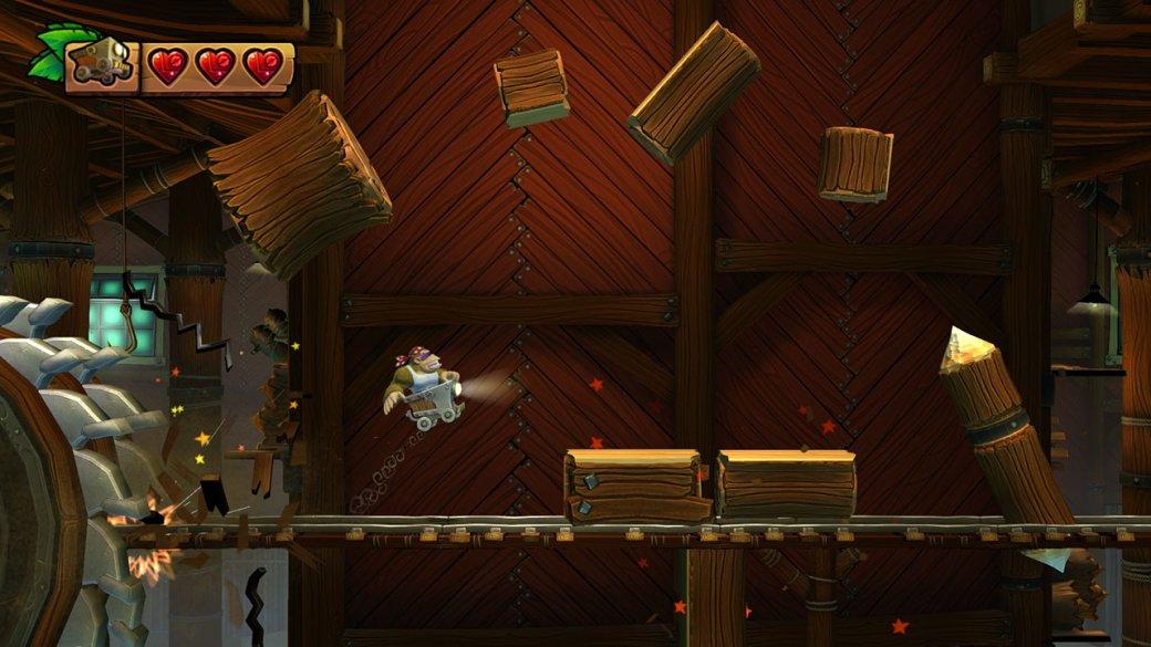 Donkey Kong Country: Tropical Freeze наSwitch —несовершенный, ноочень качественный платформер | Канобу - Изображение 5