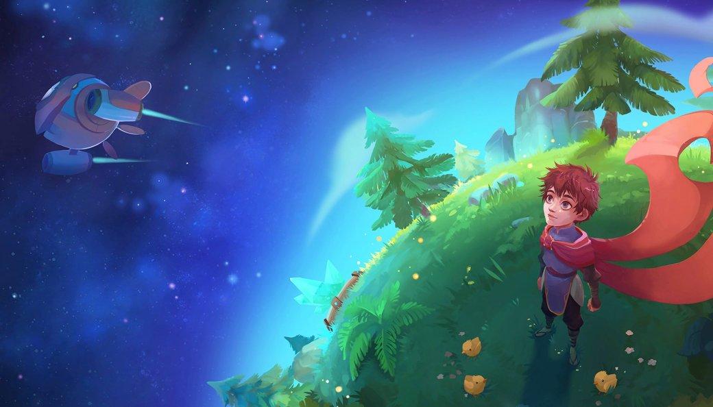 Большие приключения Маленького принца: вышел трейлер Deiland, «песочницы» с элементами RPG | Канобу - Изображение 1