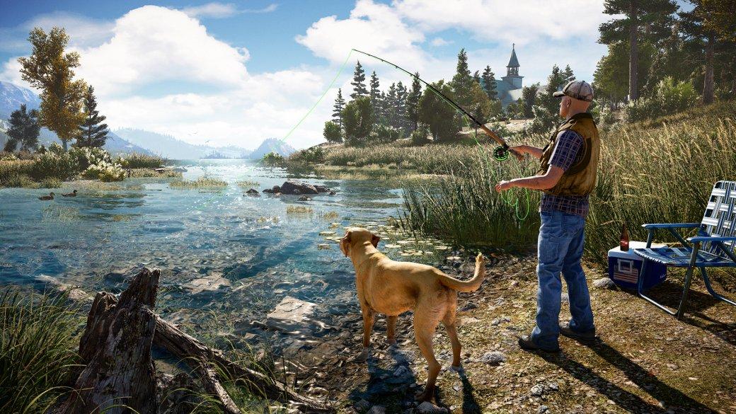 20 изумительных скриншотов Far Cry 5 в4К. - Изображение 1