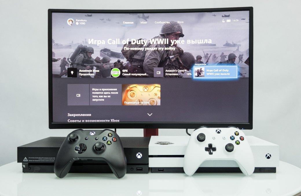 Обзор Xbox One X - характеристики консоли Microsoft, сравнение с PS4 Pro, видео | Канобу - Изображение 1296
