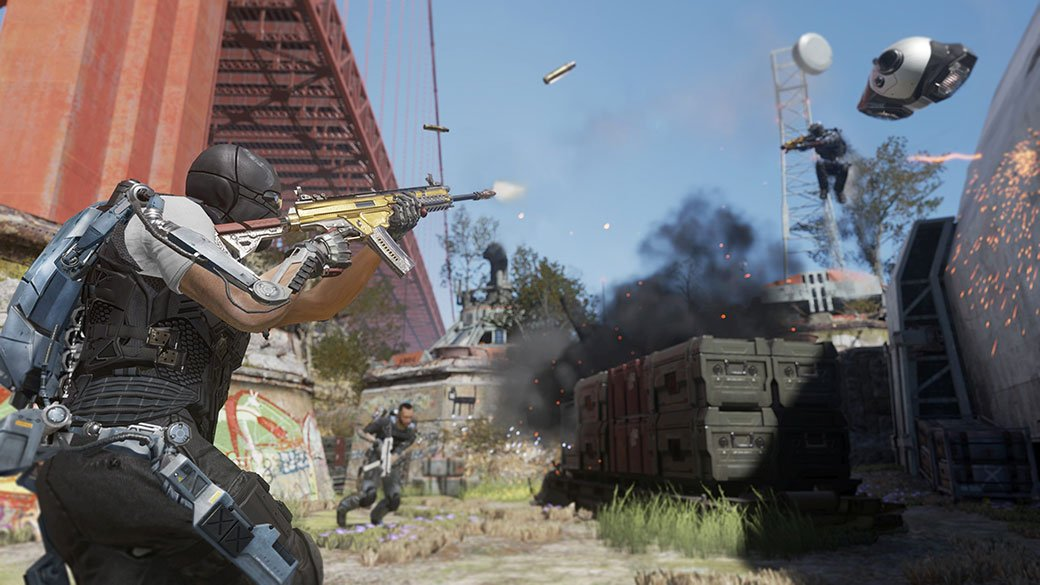 Call of Duty: Advanced Warfare. Победа | Канобу - Изображение 9