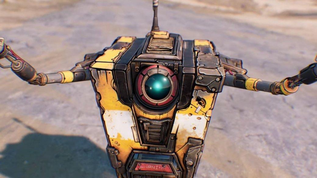 Джек Блэк озвучит робота Клэптрэпа вфильме поигре Borderlands   Канобу - Изображение 8262