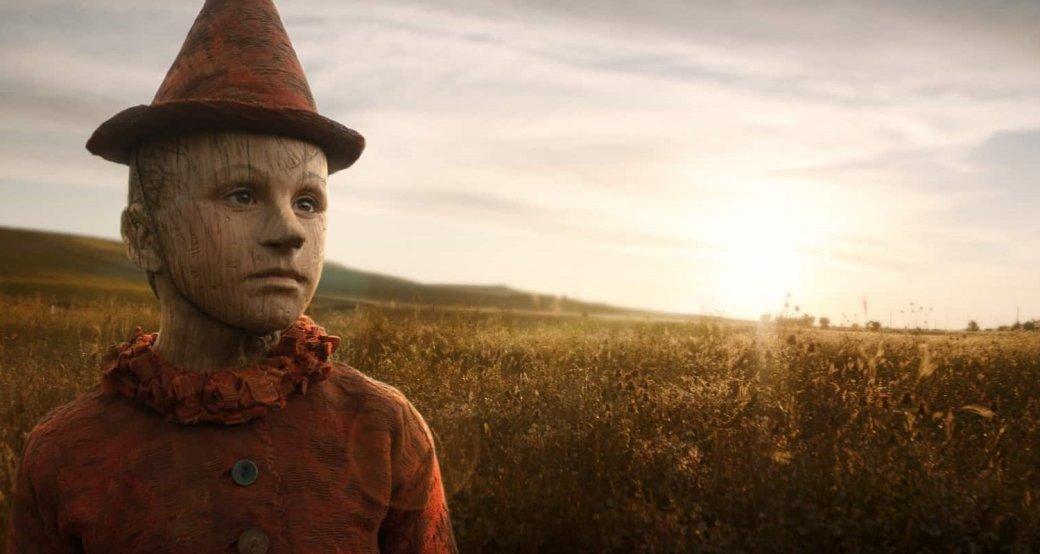 Рецензия на новую экранизацию «Пиноккио». По-настоящему страшная сказка от Маттео Гарроне   Канобу