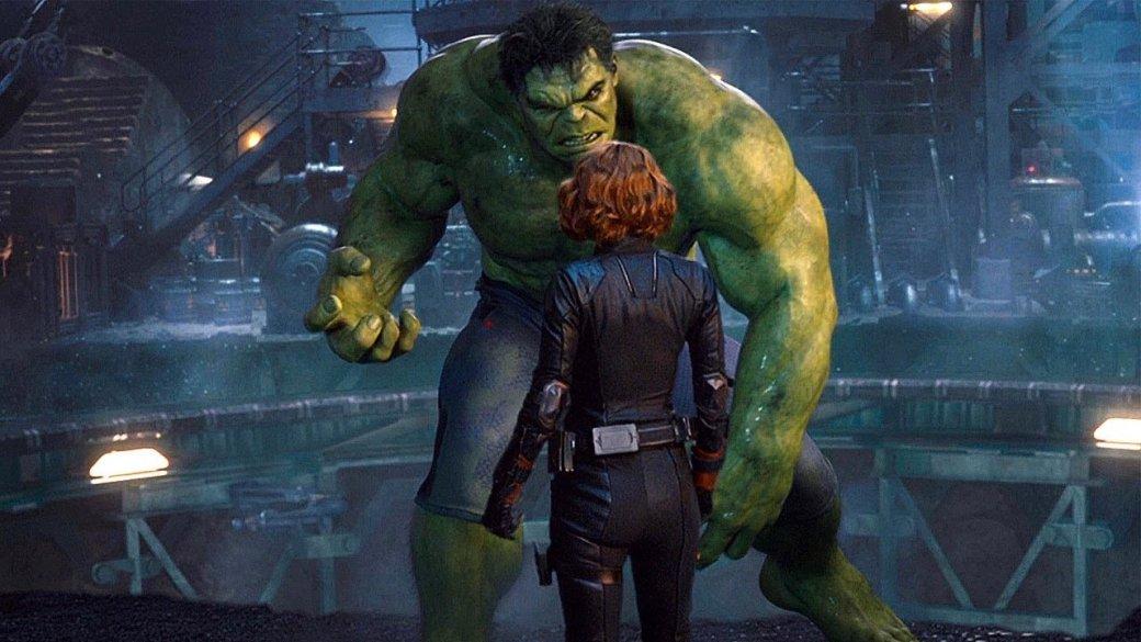 Почему авторы «Мстителей: Финал» не стали развивать романтическую линию между Халком и Черной Вдовой | Канобу - Изображение 1