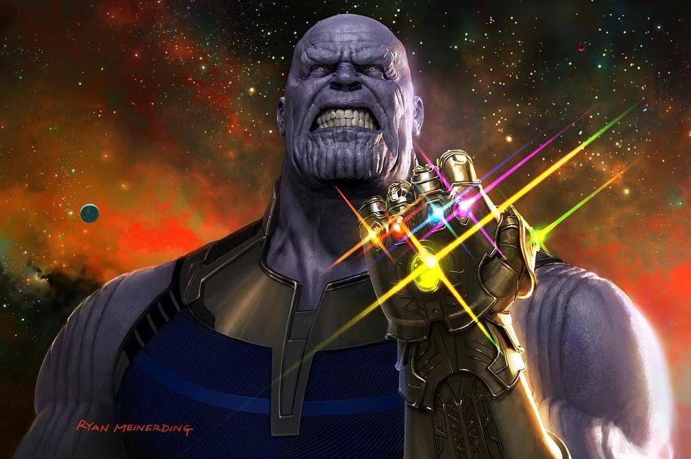 Кто такой Танос и какова его роль в Войне бесконечности, кто может победить Таноса | Канобу - Изображение 1133