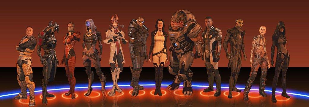 Круглый стол. За что мы любим Mass Effect | Канобу - Изображение 4