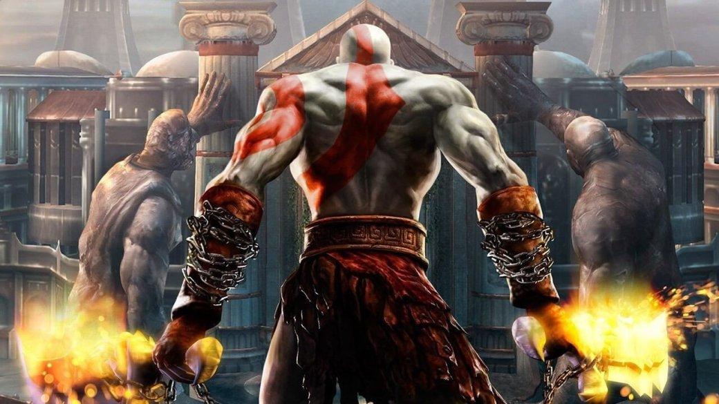 5 любопытных фактов о серии God of War. - Изображение 1