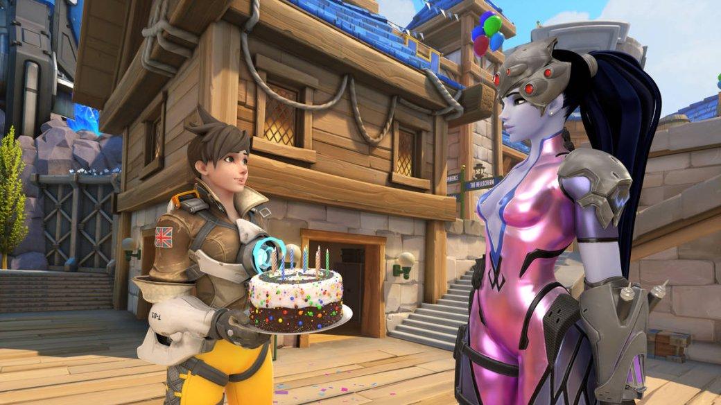 21мая вOverwatch стартует празднование третьей годовщины игры | Канобу - Изображение 1