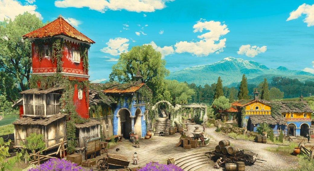 Рецензия на The Witcher 3: Wild Hunt - Blood and Wine | Канобу - Изображение 7
