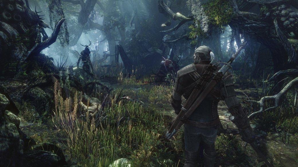 CDPR пообещала решить проблемы The Witcher 3 на PS4 Pro новым патчем. - Изображение 1