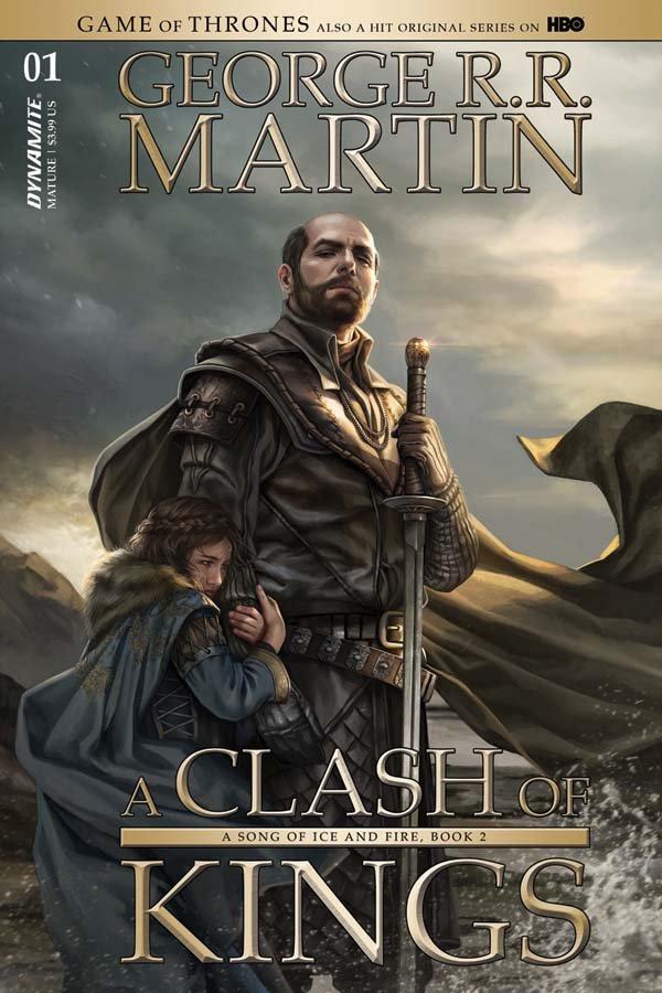 «Игра престолов» возвращается в комиксы | Канобу - Изображение 2391