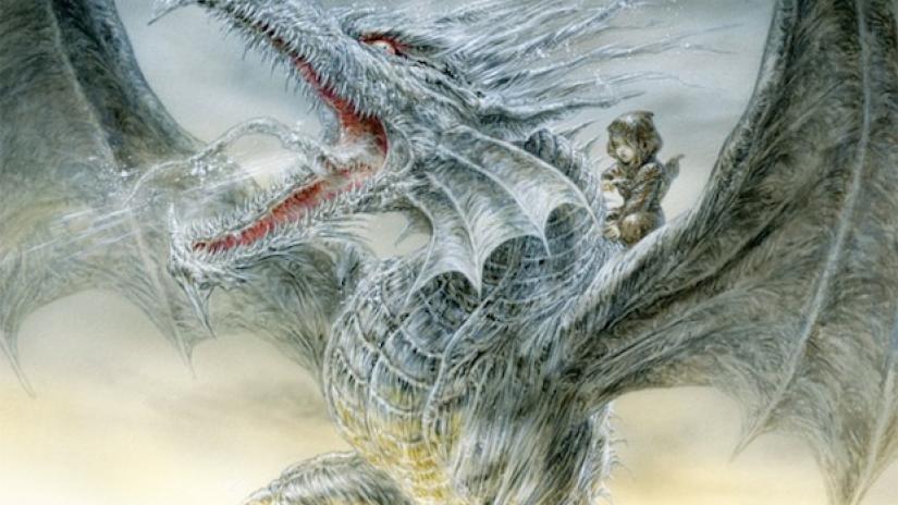 Автор «Игры престолов» Джордж Мартин поучаствует всоздании мультсериала одраконах. - Изображение 1