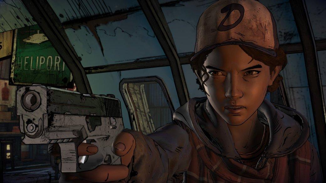Доработкой последнего сезона The Walking Dead от Telltale займется компания Роберта Киркмана  | Канобу - Изображение 2964