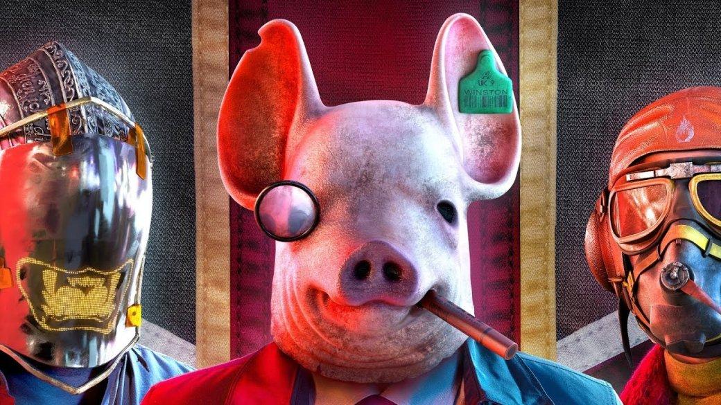 E3 2019. Превью Watch Dogs Legion— агитка или политический кликбейт? | Канобу