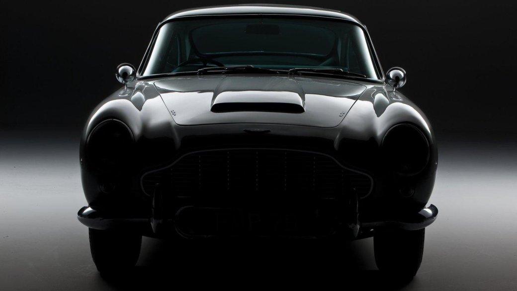 «Шпион, который меня любил»: жизнь Aston Martin DB5 доипосле Джеймса Бонда | Канобу - Изображение 1