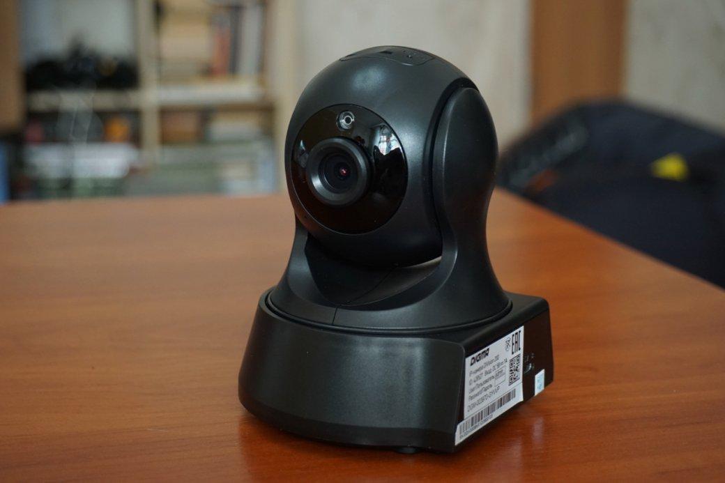 Обзор IP-камеры Digma DiVision 200 | Канобу - Изображение 4
