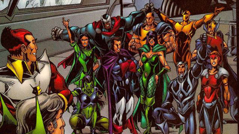 Каких персонажей стоит ждать вфильмах 4 фазы киновселенной Marvel— после «Мстителей4»?. - Изображение 3