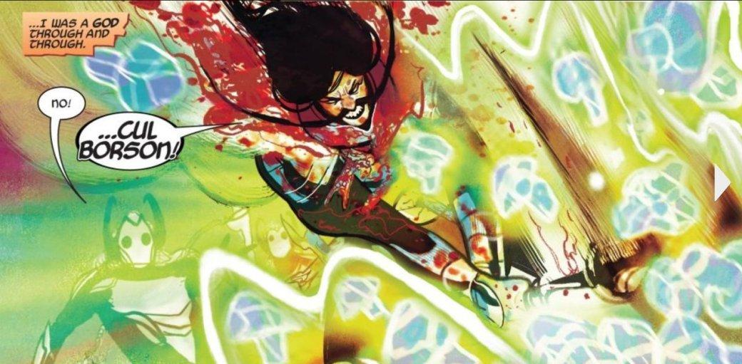 Мифология скандинавов вкомиксах Marvel— отТора иего окружения доисторий вроде War ofthe Realms | Канобу - Изображение 9