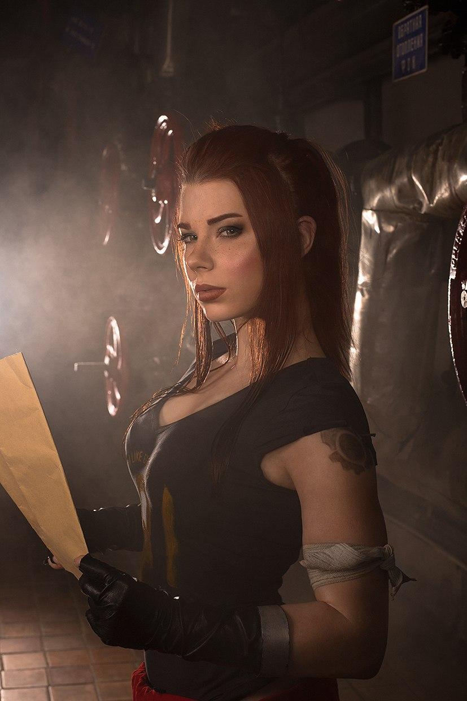 Потрясающий косплей Бригитты Линдхольм— новой героини Overwatch | Канобу - Изображение 13832