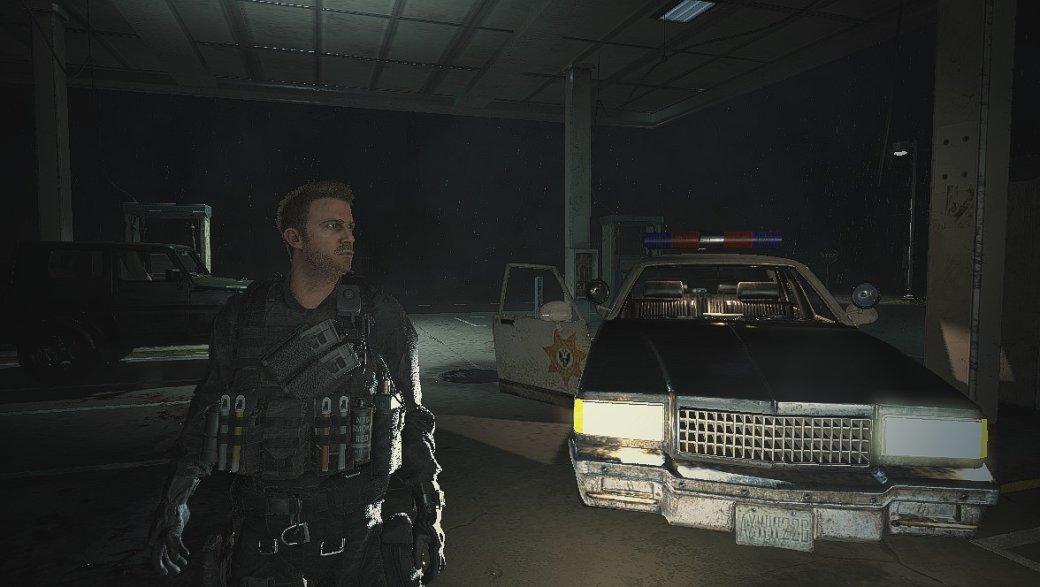 Геймеры нашли в ремейке Resident Evil 2 модельку Криса Рэдфилда   Канобу - Изображение 956