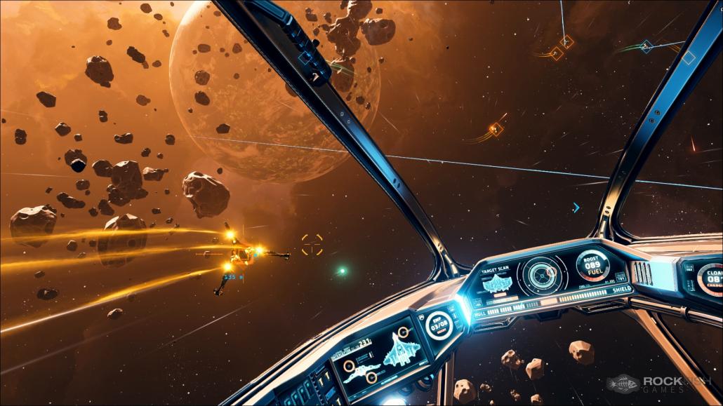 Космосим Everspace прошел Kickstarter: игра одобрена Крисом Робертсом   Канобу - Изображение 0