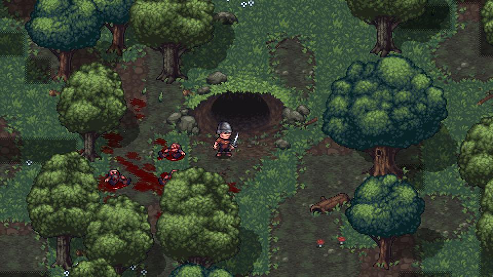 Волшебная Stoneshard, тактическая roguelike-RPG, вышла наKickstarter. Пролог доступен бесплатно!. - Изображение 1