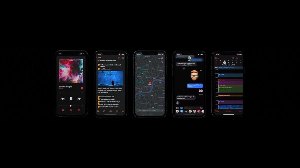 Итоги Apple WWDC 2019: закрытие iTunes, iOS 13, iPadOS, watchOS 7, tvOS 13, новый Mac Pro | Канобу - Изображение 2