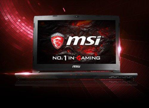 MSI представила топовые ноутбуки с видеокартами семейства GTX 10