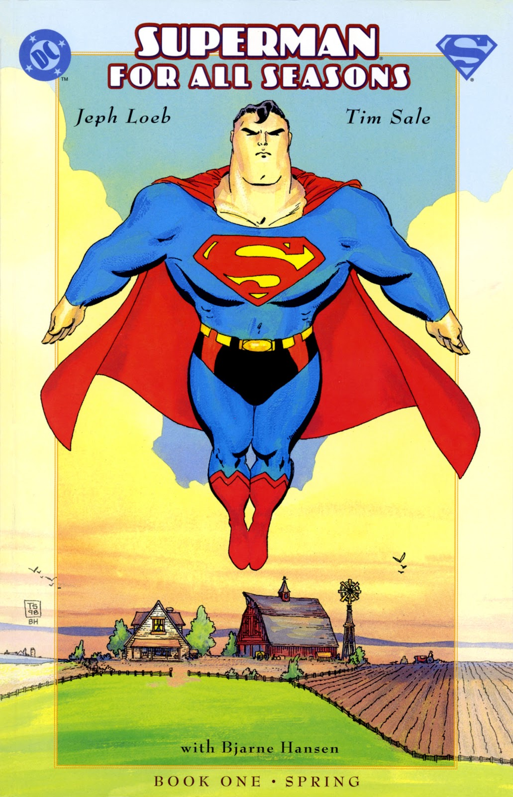 История Супермена иэволюция его образа вкомиксах   Канобу - Изображение 9413