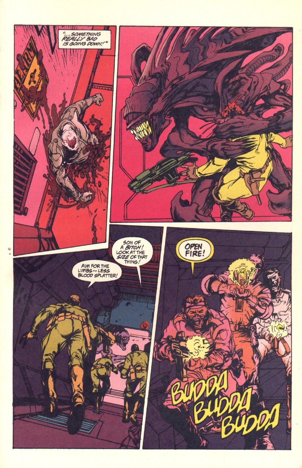 Жуткие комиксы про Чужих, откоторых кровь стынет вжилах   Канобу - Изображение 20