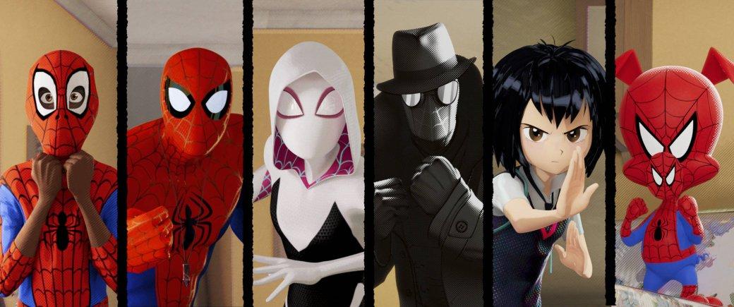 Продюсер исценарист «Человека-паука: Через вселенные» раскрыл, когобы хотел увидеть впродолжении | Канобу - Изображение 3748