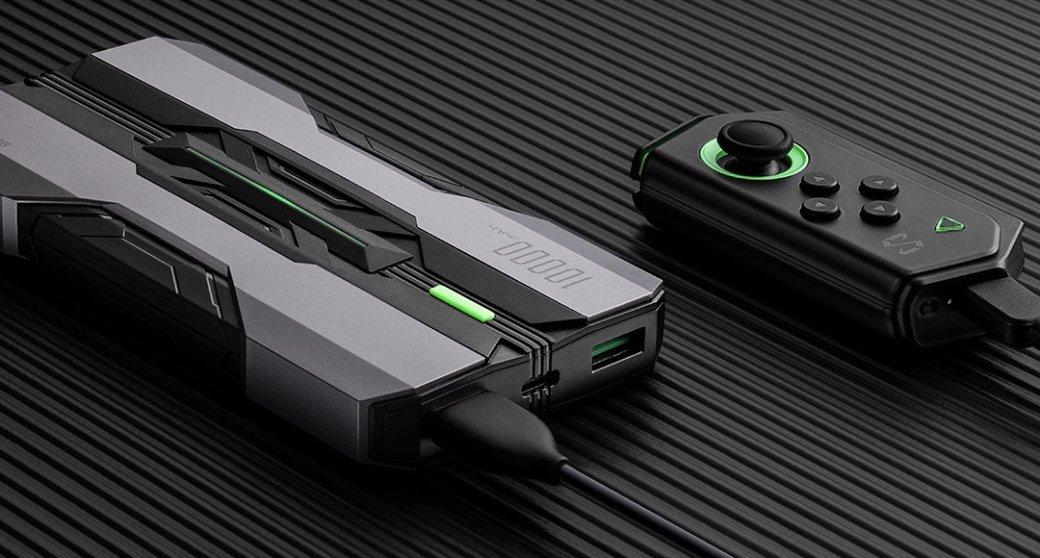 Xiaomi выпустила портативный аккумулятор Black Shark Power Bank за1100 рублей | Канобу - Изображение 0