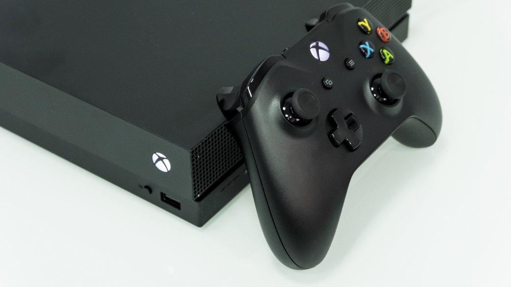 Обзор Xbox One X - характеристики консоли Microsoft, сравнение с PS4 Pro, видео | Канобу