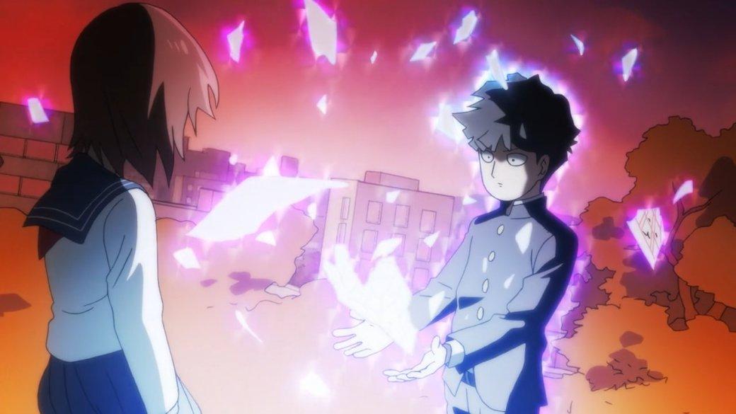 Обзор Mob Psycho 100 («Моб Психо 100», 1 и 2 сезон) — манги и аниме от автора One Punch Man | Канобу - Изображение 9