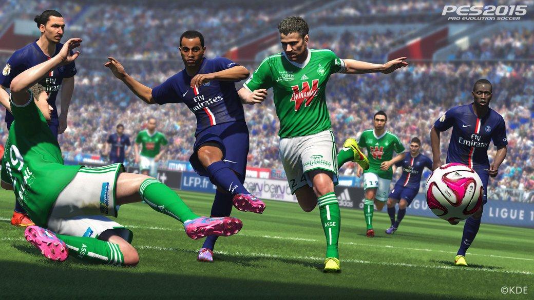 Рецензия на Pro Evolution Soccer 2015   Канобу - Изображение 0