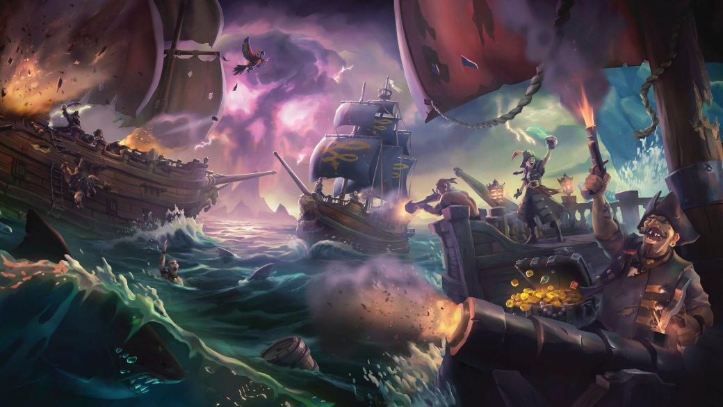 Sea of Thieves (2018, экшен, MMORPG, симулятор, PC, Xbox One) - обзоры главных и лучших игр 2018 | Канобу - Изображение 2424