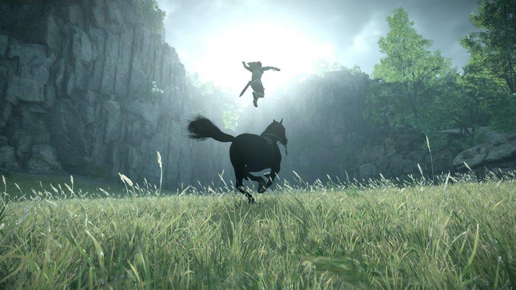 20 изумительных скриншотов Shadow of the Colossus для PS4 | Канобу - Изображение 11