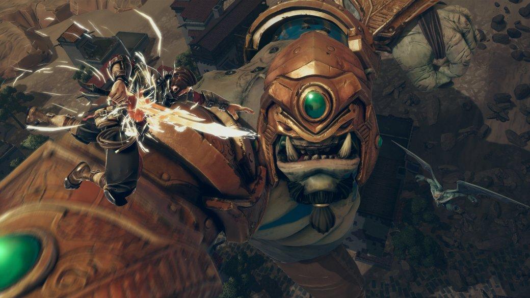 Суть. Extinction — скучный и однообразный клон Attack on Titan . - Изображение 3