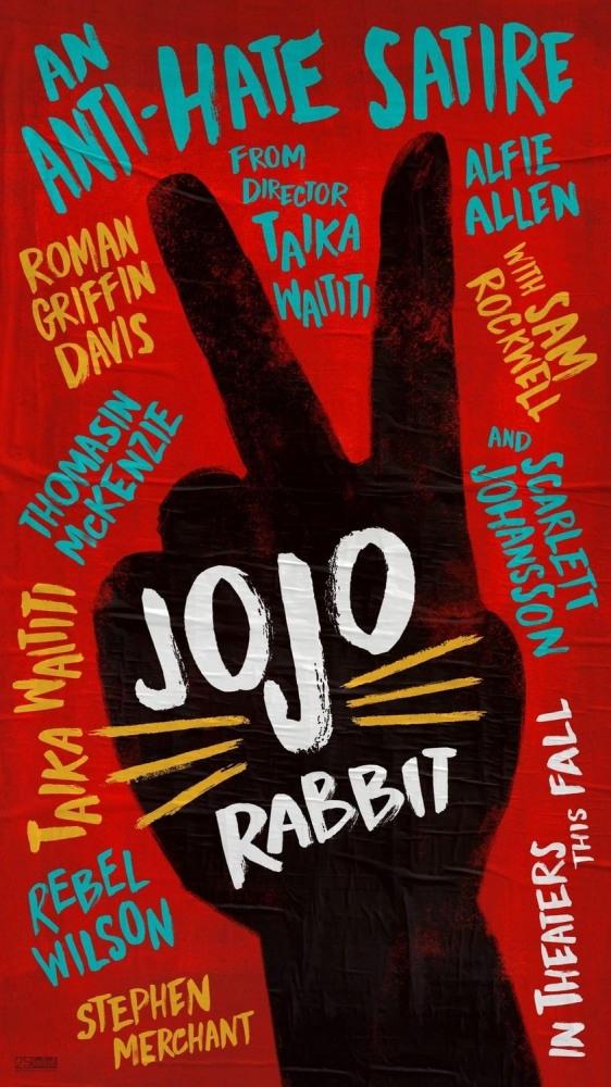 Тайка Вайтити играет Гитлера втрейлере своего нового фильма «Кролик Джоджо» (нет, это непро аниме) | Канобу - Изображение 0