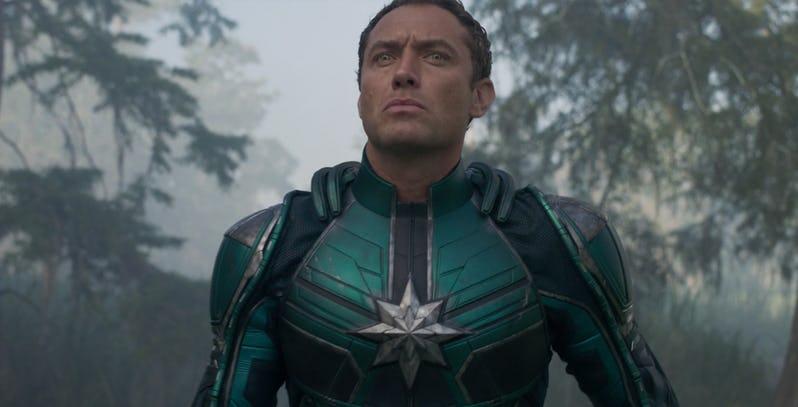 Анонсирована роль Джуда Лоу в«Капитане Марвел»— хотя Marvel ипытается это скрыть!   Канобу - Изображение 1382