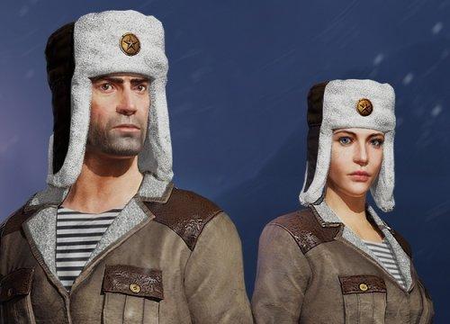 ВPlayerunknown's Battlegrounds появится русская зимняя одежда