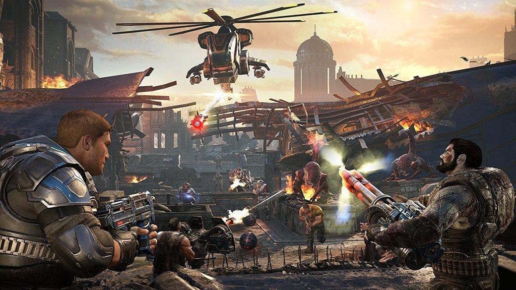 Переживали, что Gears Tactics не показали на E3 2019? С ней все в порядке!  | Канобу - Изображение 1