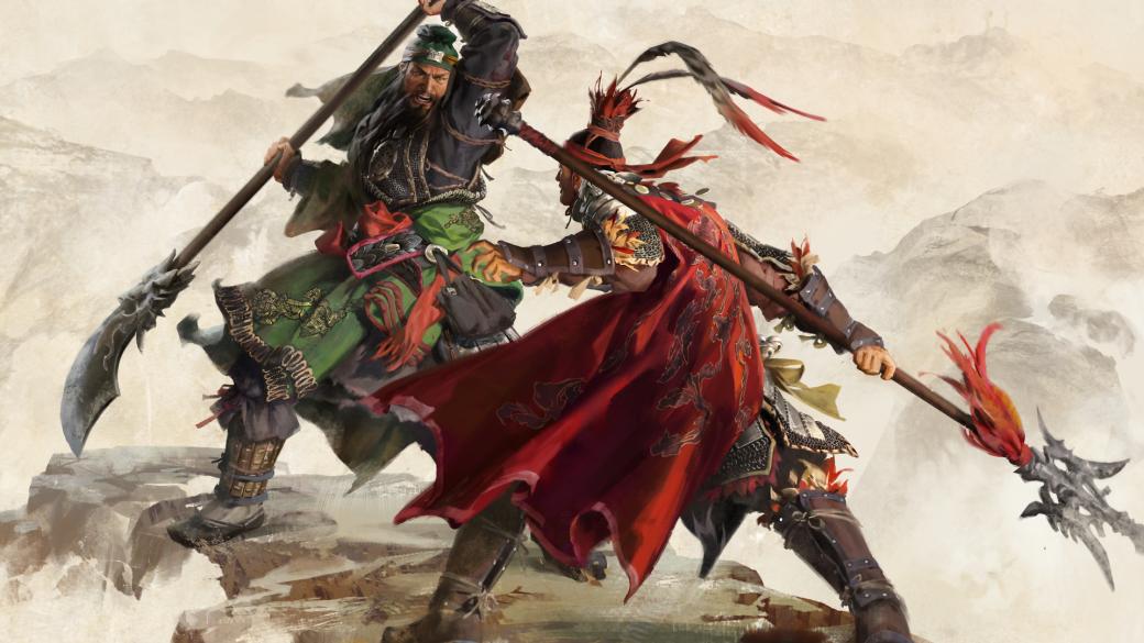 Gamescom 2018. Авторы Total War: Three Kingdoms осражениях, героях имеханиках | Канобу