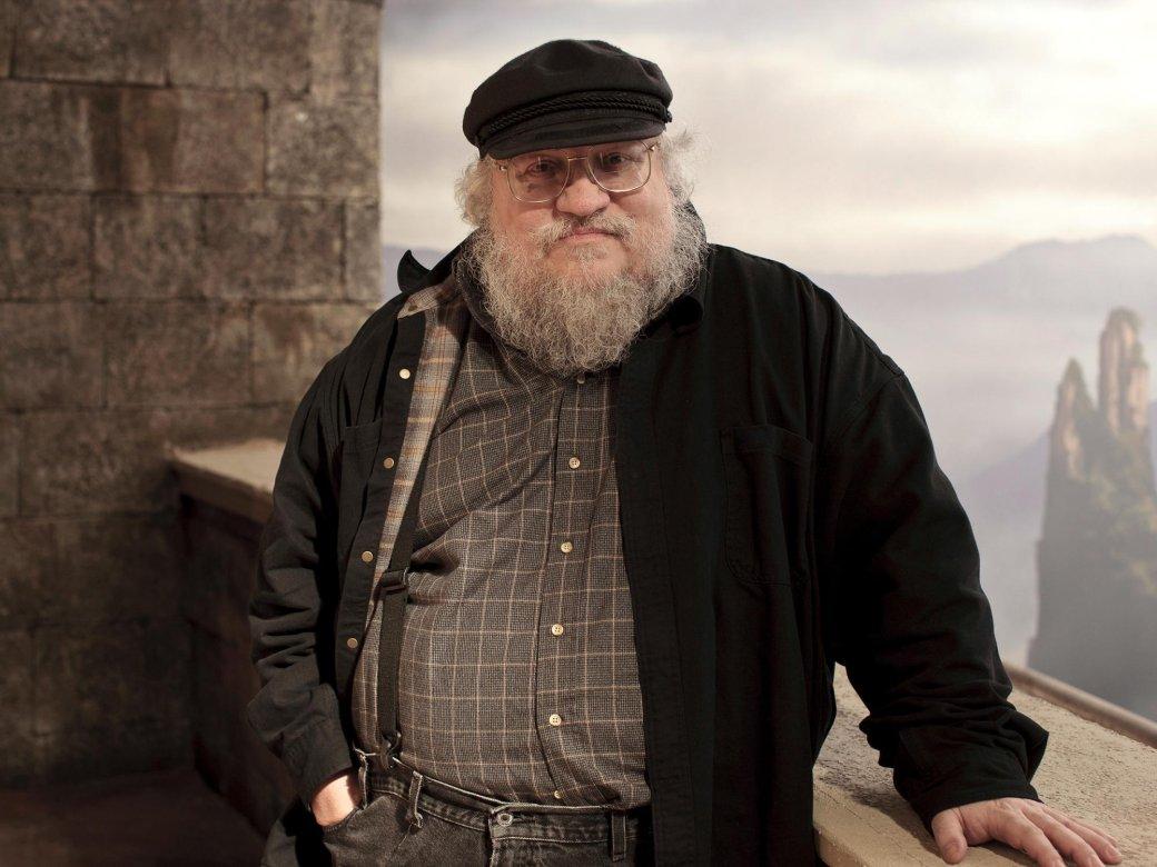 Джордж Мартин и HBO не сошлись во мнениях по поводу названия приквела «Игры престолов» | Канобу - Изображение 1