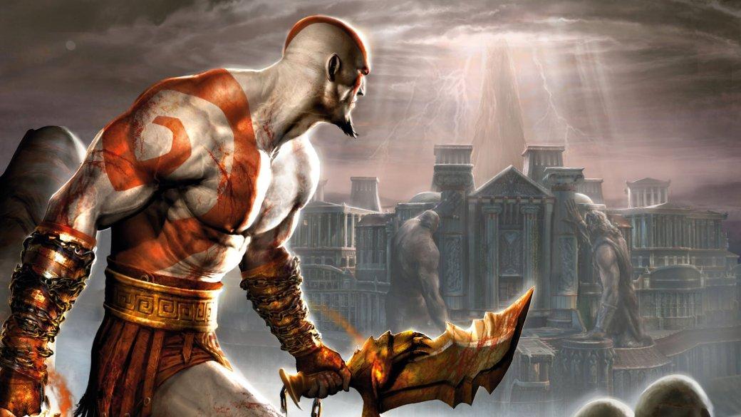 5 любопытных фактов о серии God of War. - Изображение 7