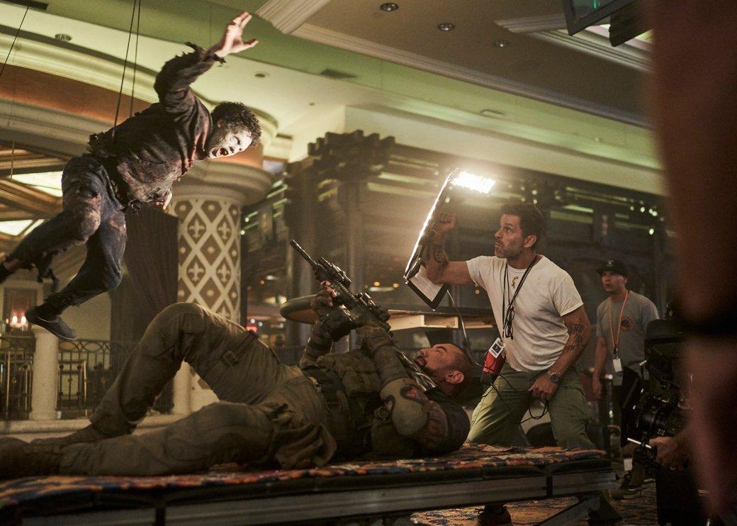 Netflix показал зомби изфильма «Армия мертвецов» Зака Снайдера | Канобу - Изображение 610