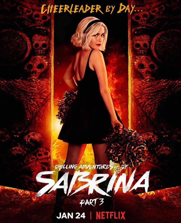 3 сезон «Леденящих душу приключений Сабрины» получил непросто трейлер, ацелый клип | Канобу - Изображение 0